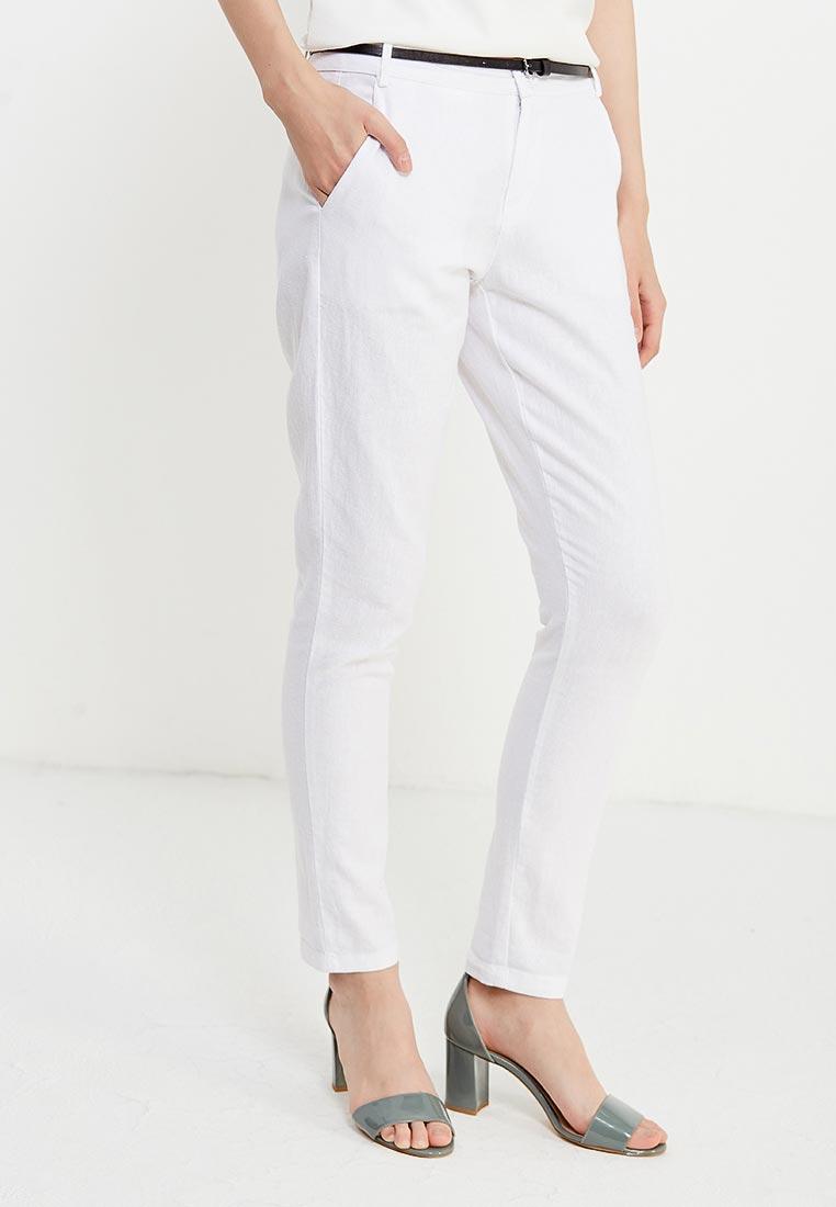 Женские зауженные брюки oodji (Оджи) 11706205/16009/1000N