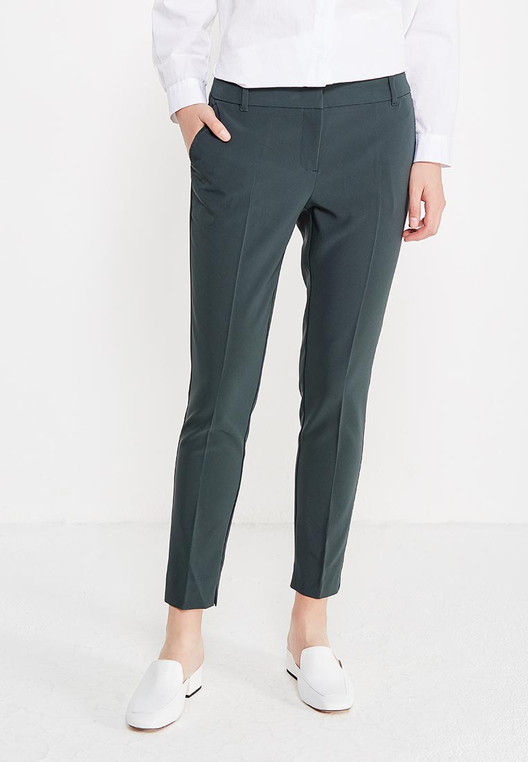 Женские классические брюки oodji (Оджи) 21701090B/42250/6E00N