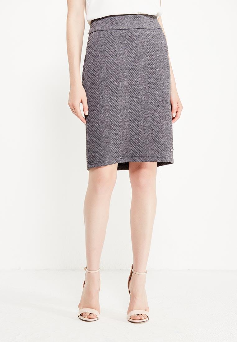 Прямая юбка oodji (Оджи) 24101036-2B/46869/2501M