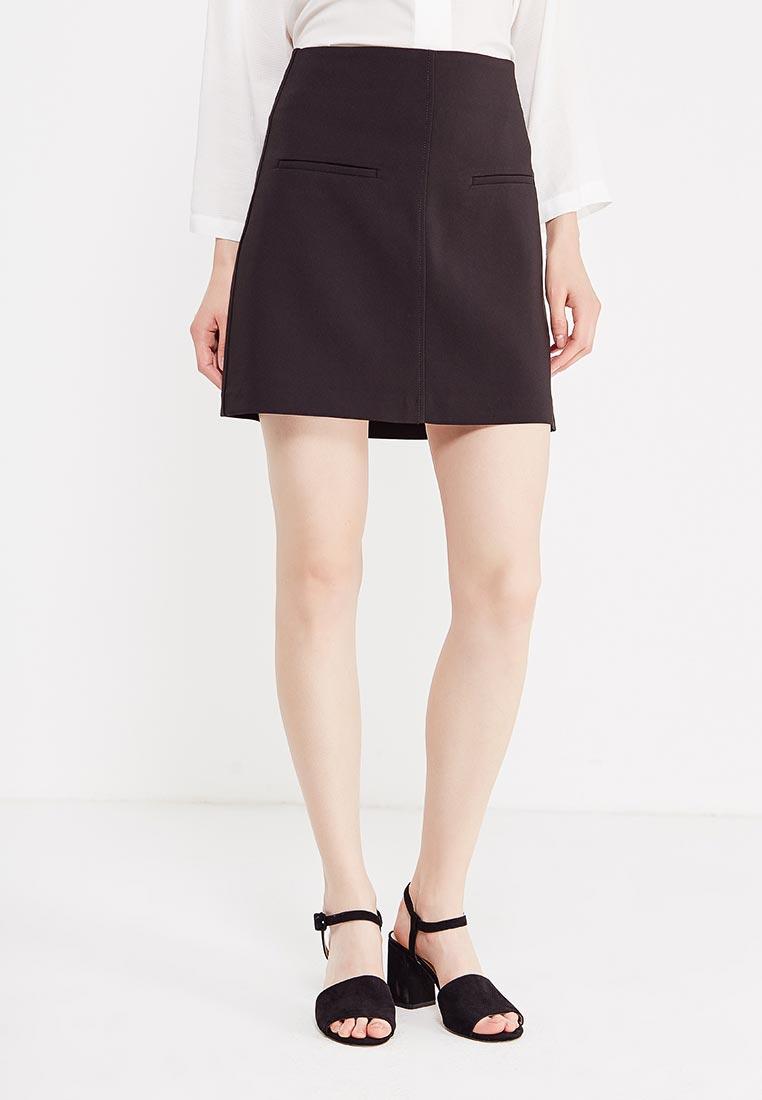 Прямая юбка oodji (Оджи) 11600427-1B/42250/2900N