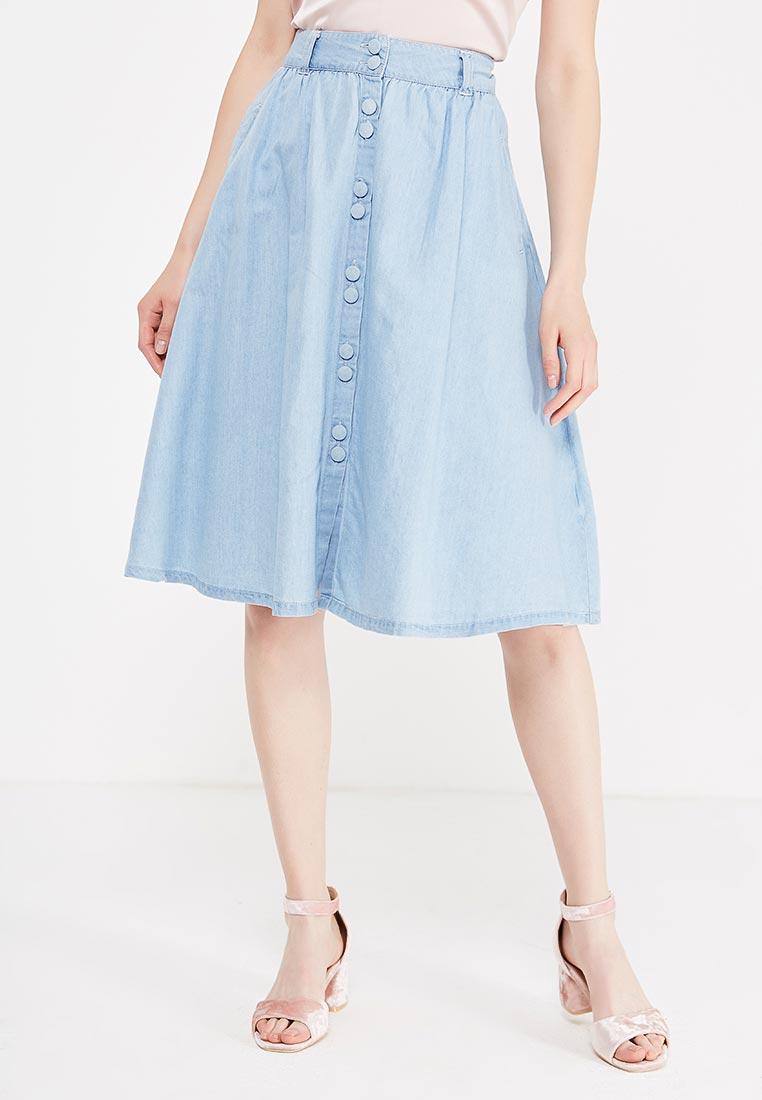 Джинсовая юбка oodji (Оджи) 11510008/46790/7000W
