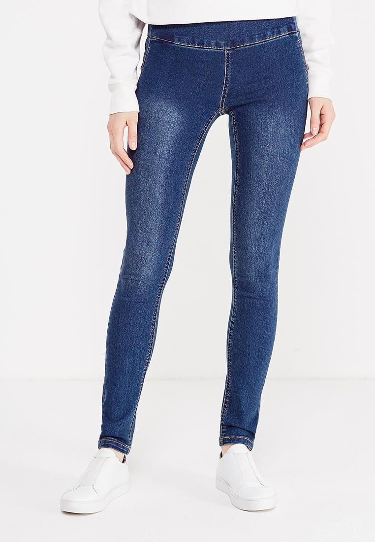 Зауженные джинсы oodji (Оджи) 22104026-4B/46260/7500W