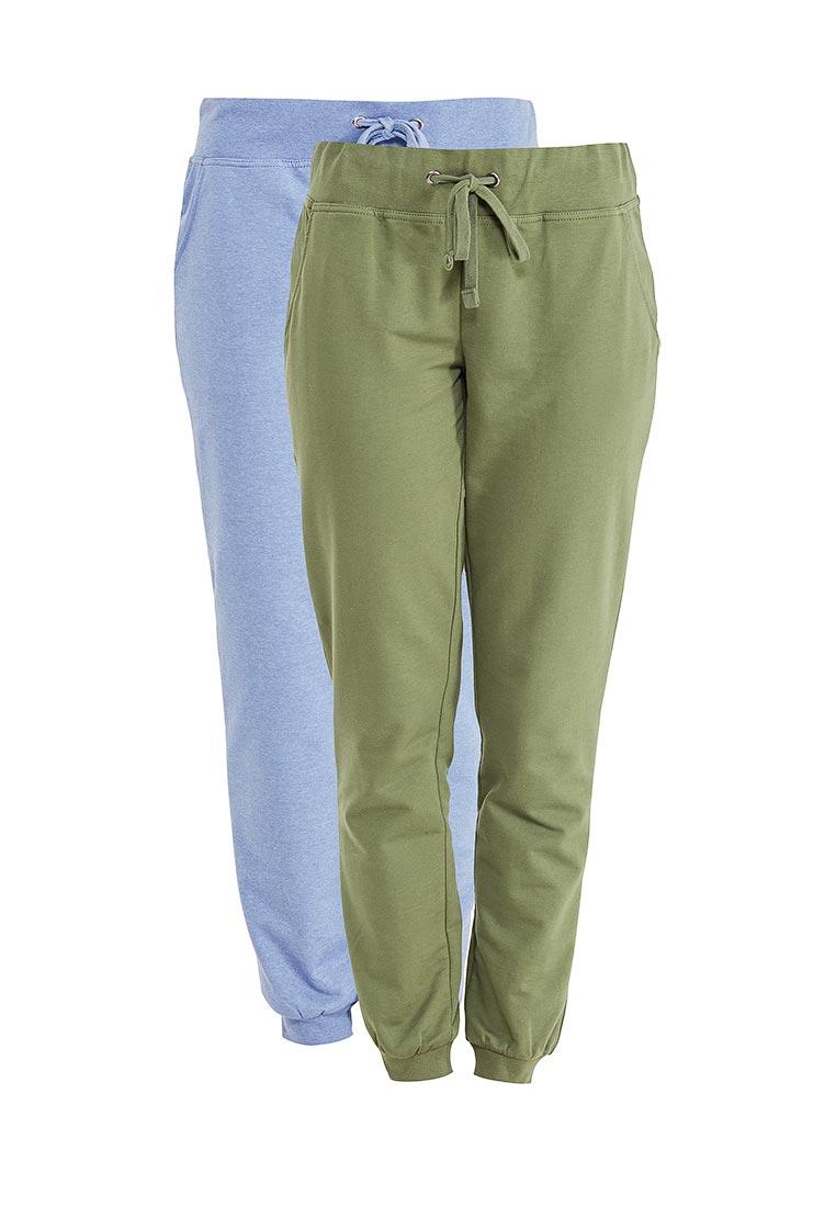 Женские спортивные брюки oodji (Оджи) 16700030-5T2/46173/19VWN