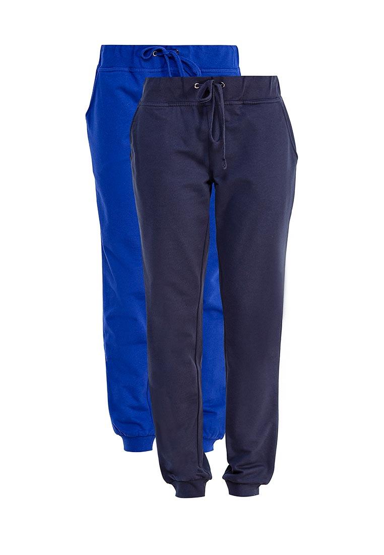 Женские спортивные брюки oodji (Оджи) 16700030T2/46173/1