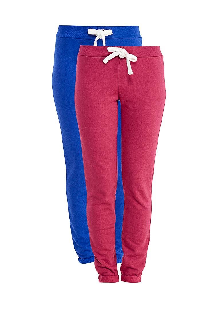 Женские спортивные брюки oodji (Оджи) 16701010T2/46980/19W3N