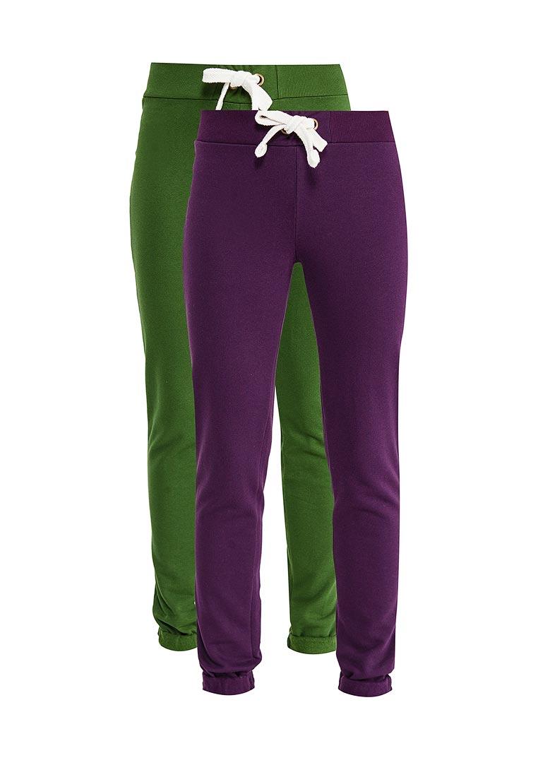 Женские спортивные брюки oodji (Оджи) 16701010T2/46980/19W4N