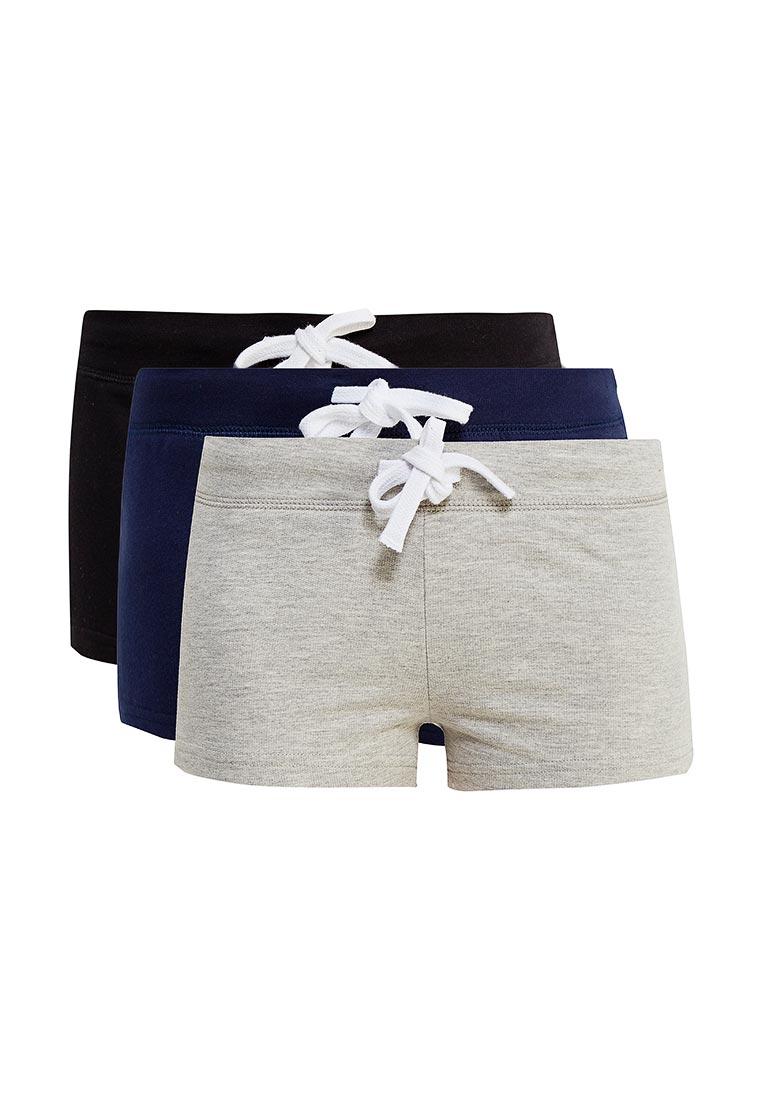 Женские домашние брюки oodji (Оджи) 17001029T3/46155/19B3N