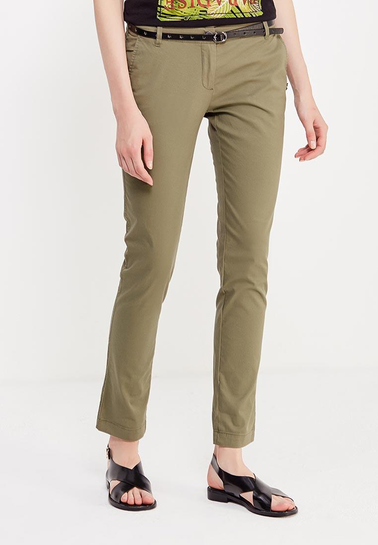 Женские зауженные брюки oodji (Оджи) 11706190-5B/32887/6800N