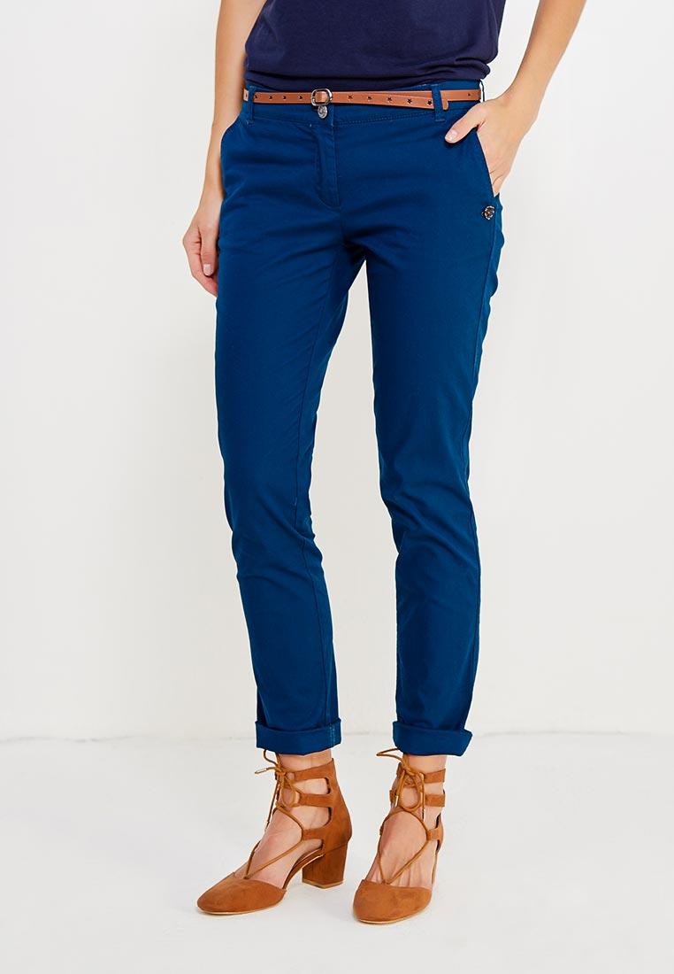 Женские зауженные брюки oodji (Оджи) 11706190-5B/32887/7901N