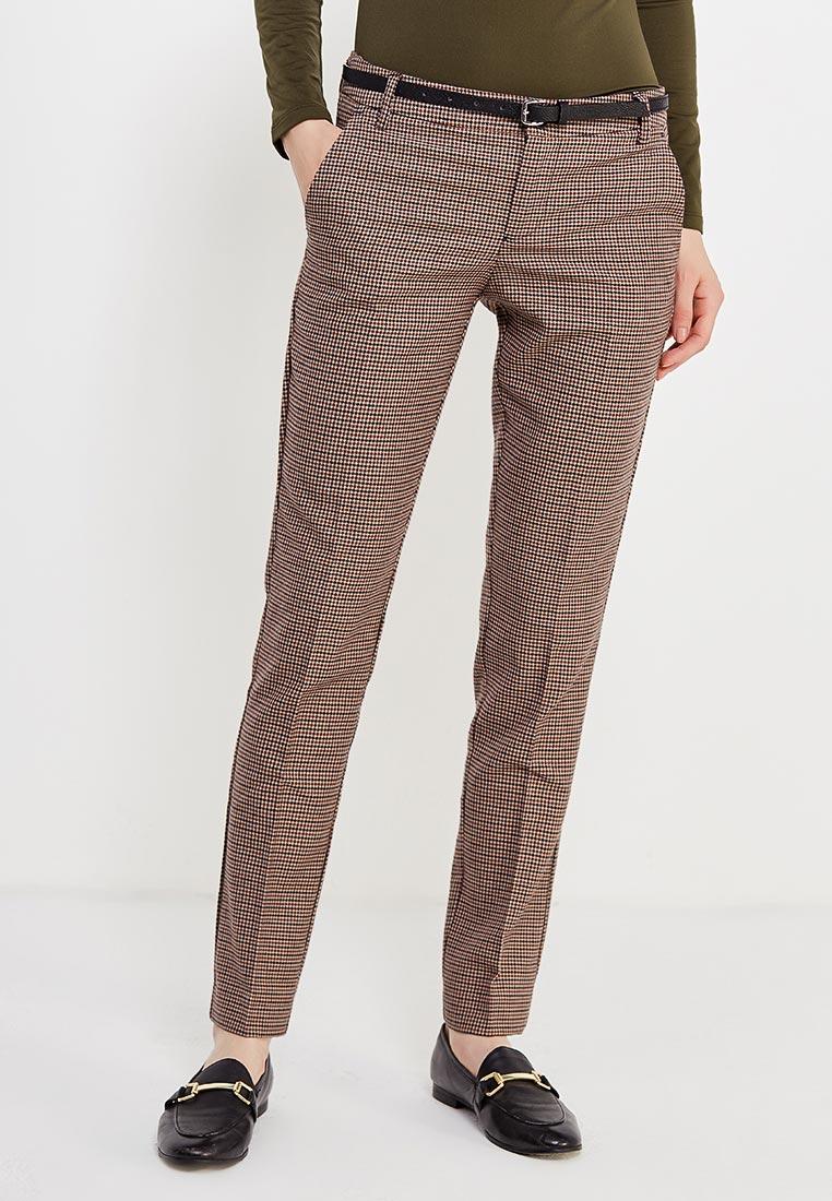 Женские зауженные брюки oodji (Оджи) 11701029-2B/22124/3337C