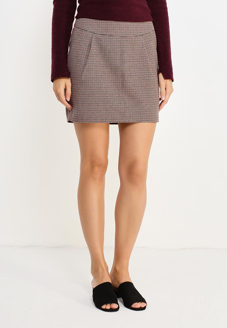 Прямая юбка oodji (Оджи) 11605056-2B/22124/3337C