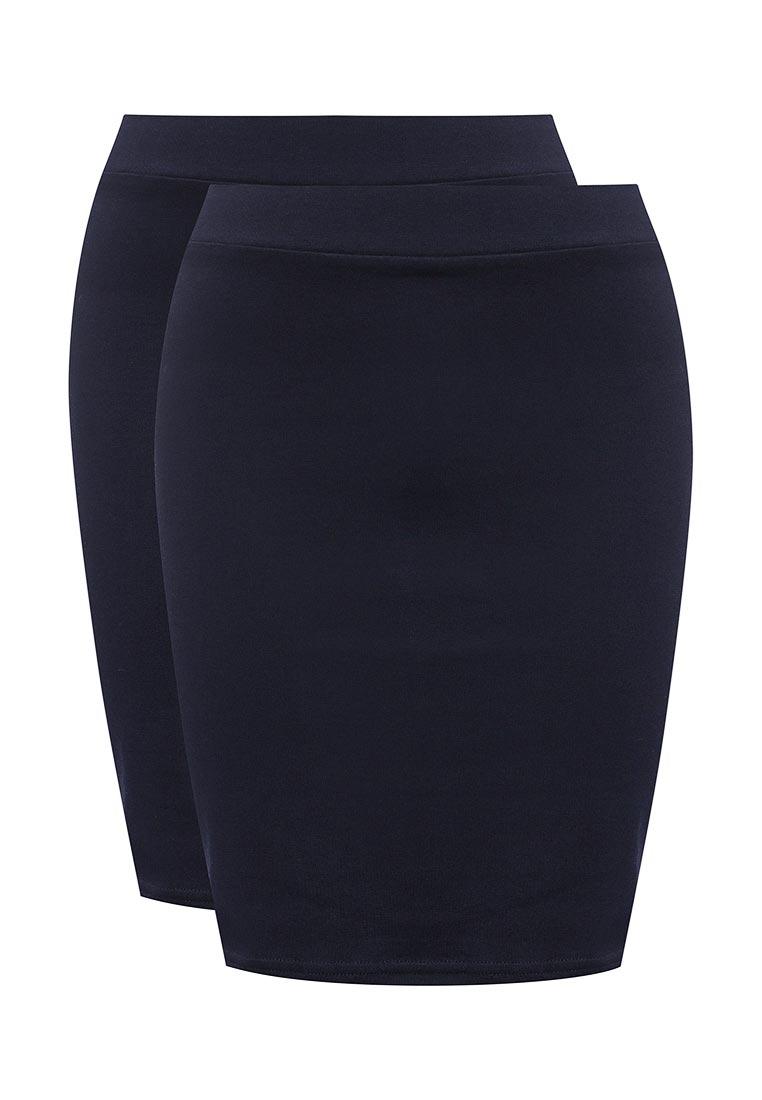 Прямая юбка oodji (Оджи) 14101001T2/46159/7900N