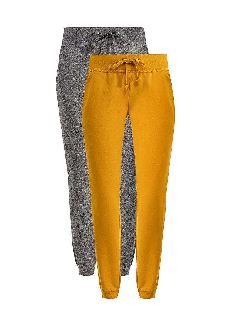 Женские спортивные брюки oodji (Оджи) 16700030-5T2/46173/19J5N