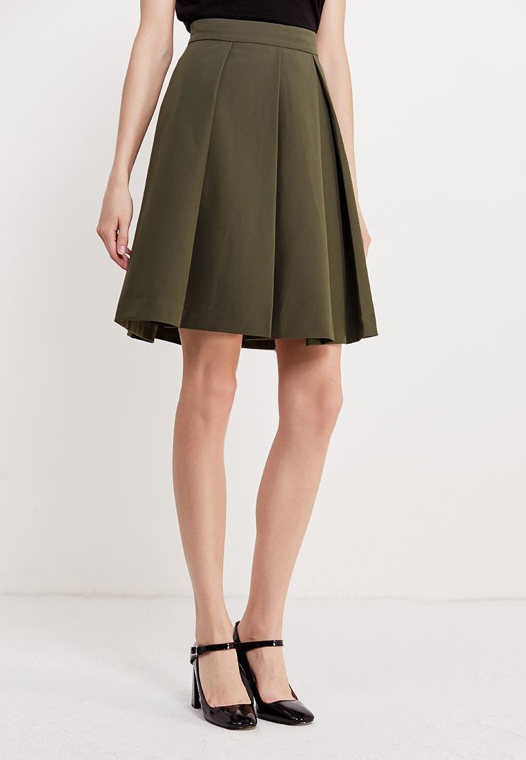 Широкая юбка oodji (Оджи) 11600443/45559/6800N