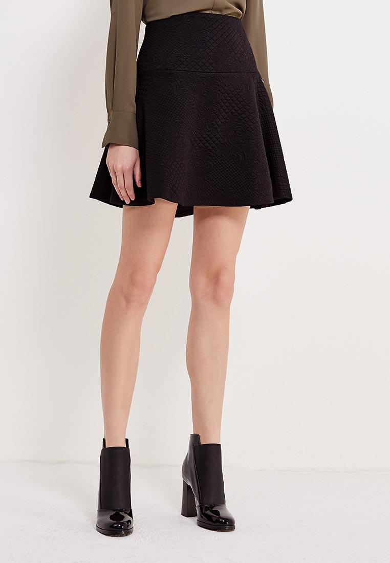 Широкая юбка oodji (Оджи) 14100077/47095/2900N