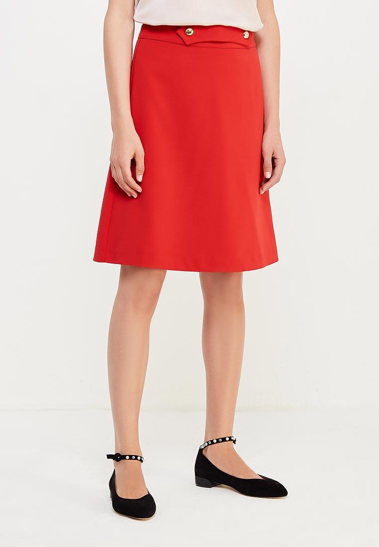 Прямая юбка oodji (Оджи) 11604043/46349/4500N