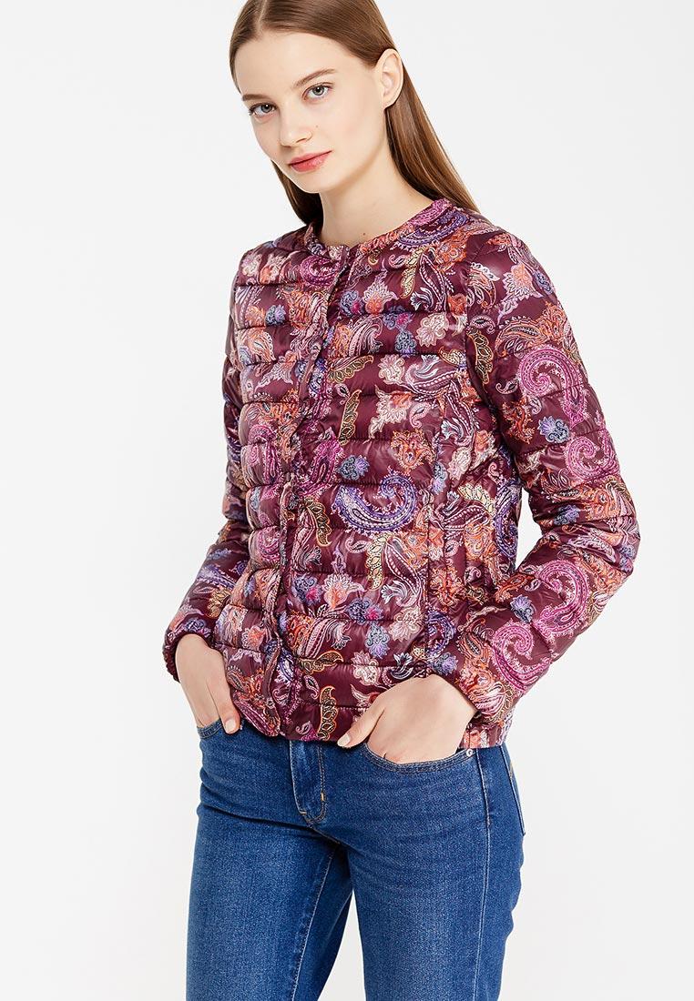 Куртка oodji (Оджи) 10204040-1B/42257/8855E