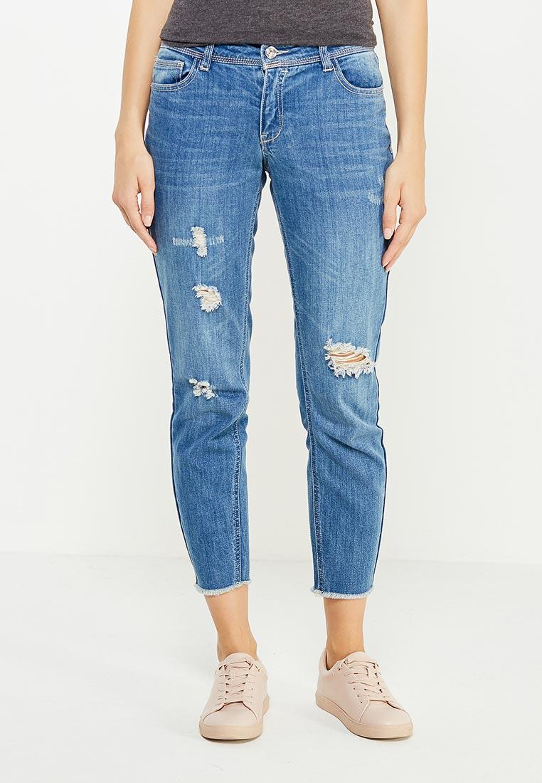Зауженные джинсы oodji (Оджи) 12103160/46787/7500W