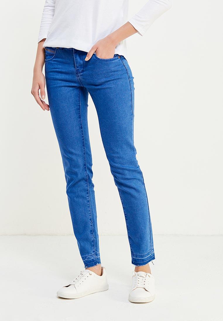 Зауженные джинсы oodji (Оджи) 12103162/45596/7500W