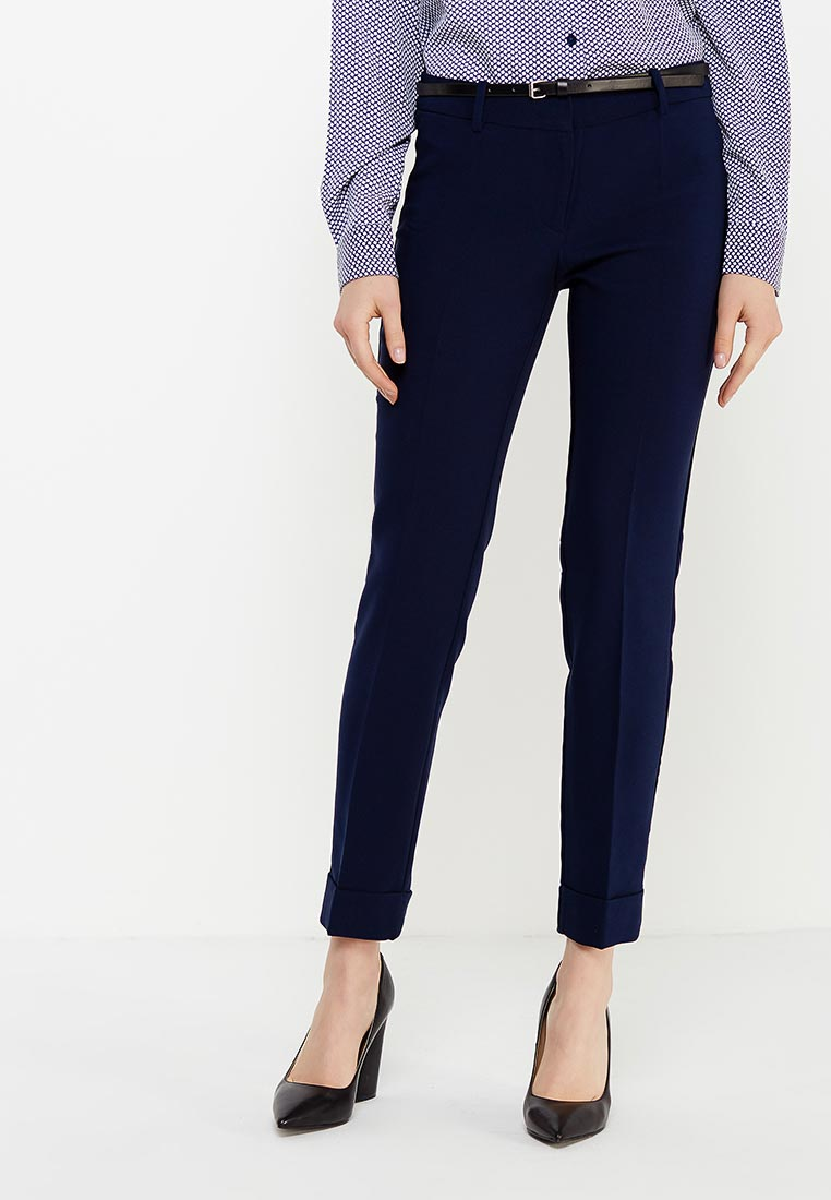 Женские классические брюки oodji (Оджи) 11703057-10/46991/7900N