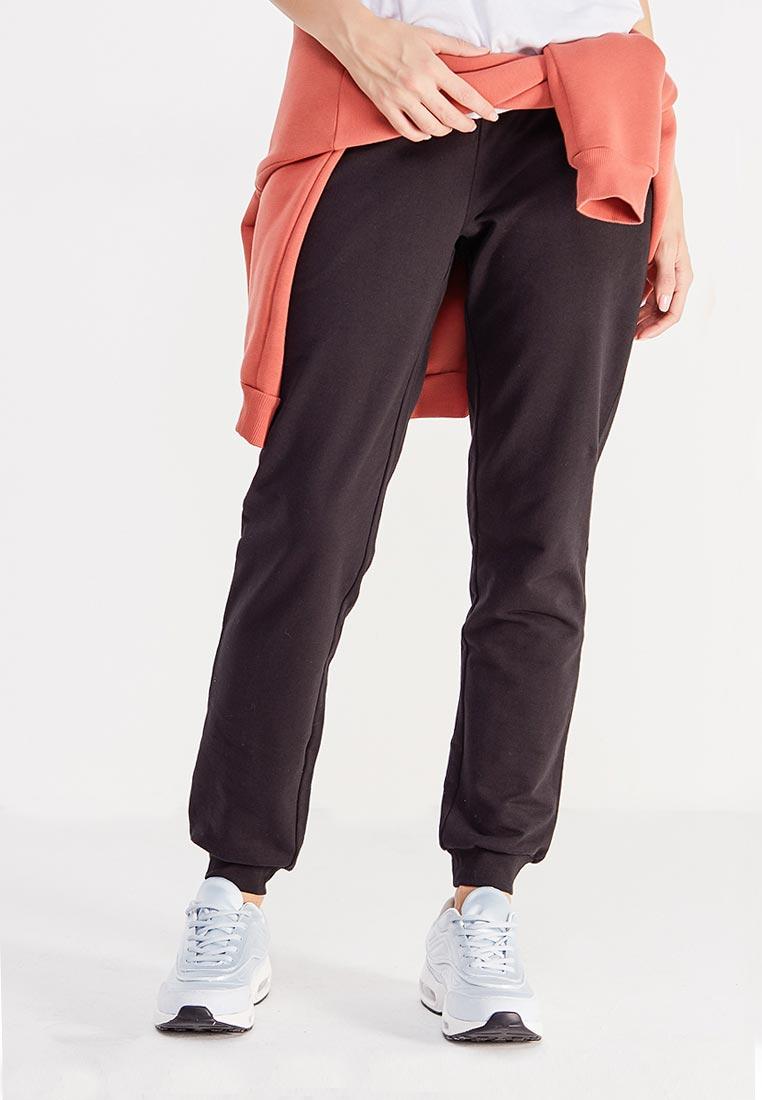 Женские спортивные брюки oodji (Оджи) 16700030-5T2/46173/19J8N