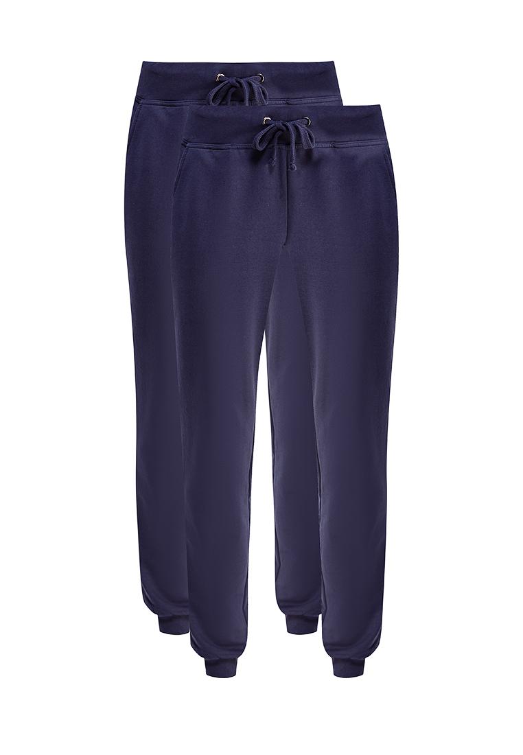 Женские спортивные брюки oodji (Оджи) 16700030-5T2/46173/7900N