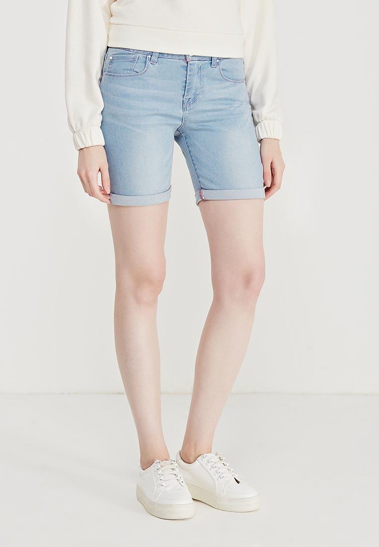 Женские джинсовые шорты oodji (Оджи) 12807086/46785/7000W