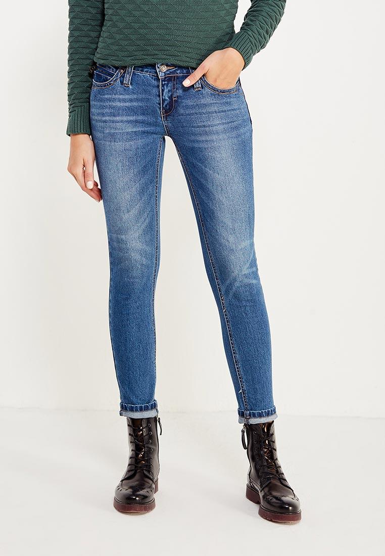 Зауженные джинсы oodji (Оджи) 12103157/46341/7500W