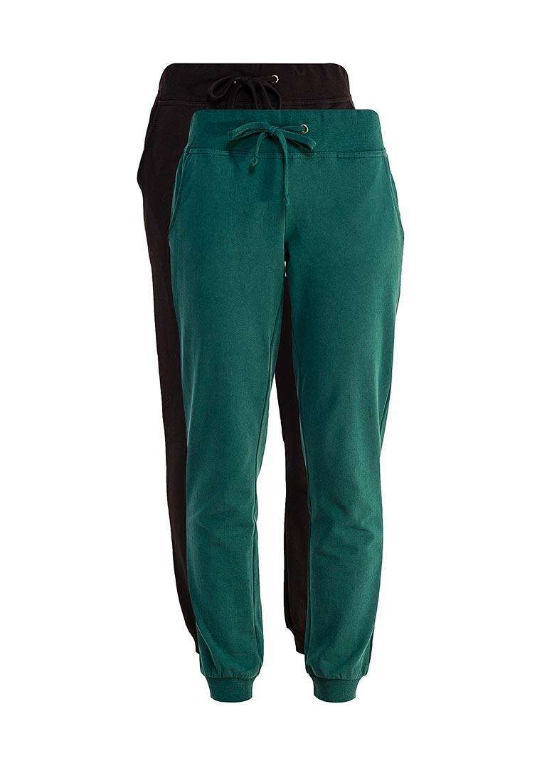 Женские спортивные брюки oodji (Оджи) 16700030-5T2/46173/19N9N
