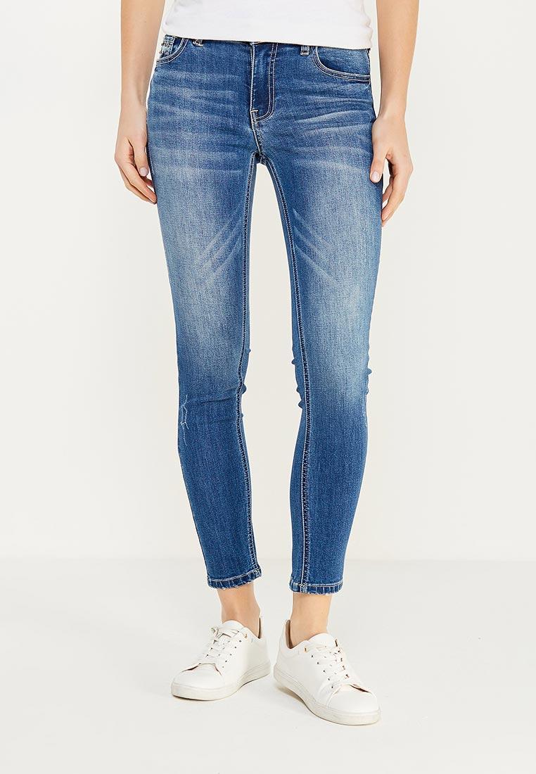 Зауженные джинсы oodji (Оджи) 12103163/46734/7500W