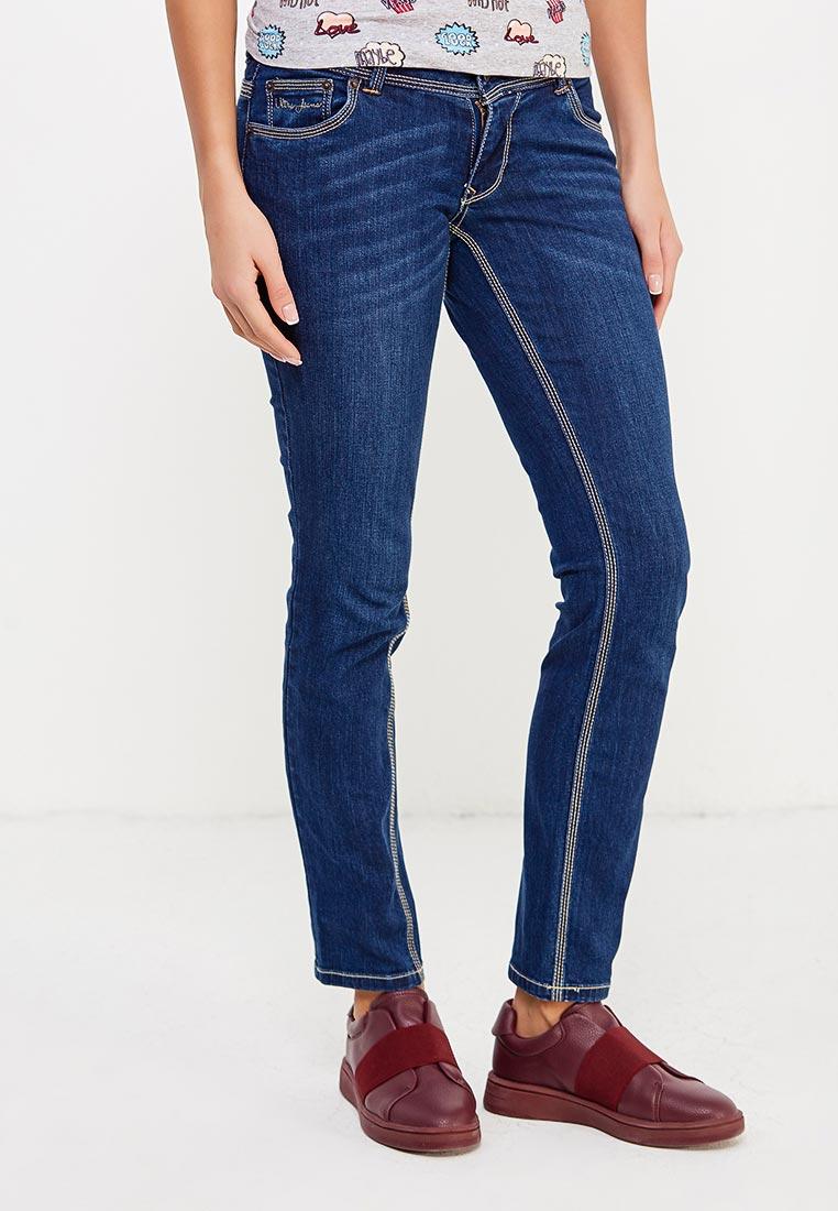 Зауженные джинсы oodji (Оджи) 12103164/43322/7500W