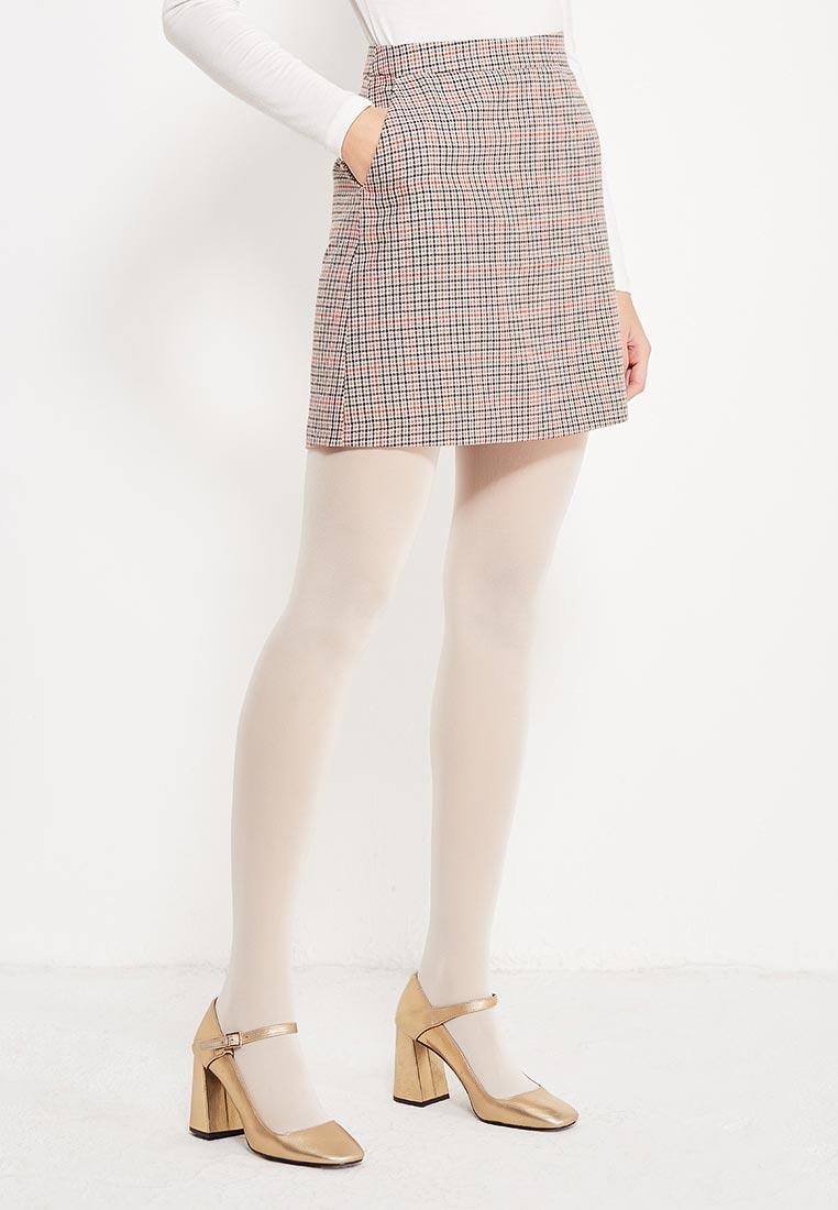 Прямая юбка oodji (Оджи) 11602181/46817/3345O