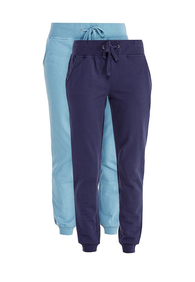 Женские спортивные брюки oodji (Оджи) 16700030-15T2/47906/19NBN