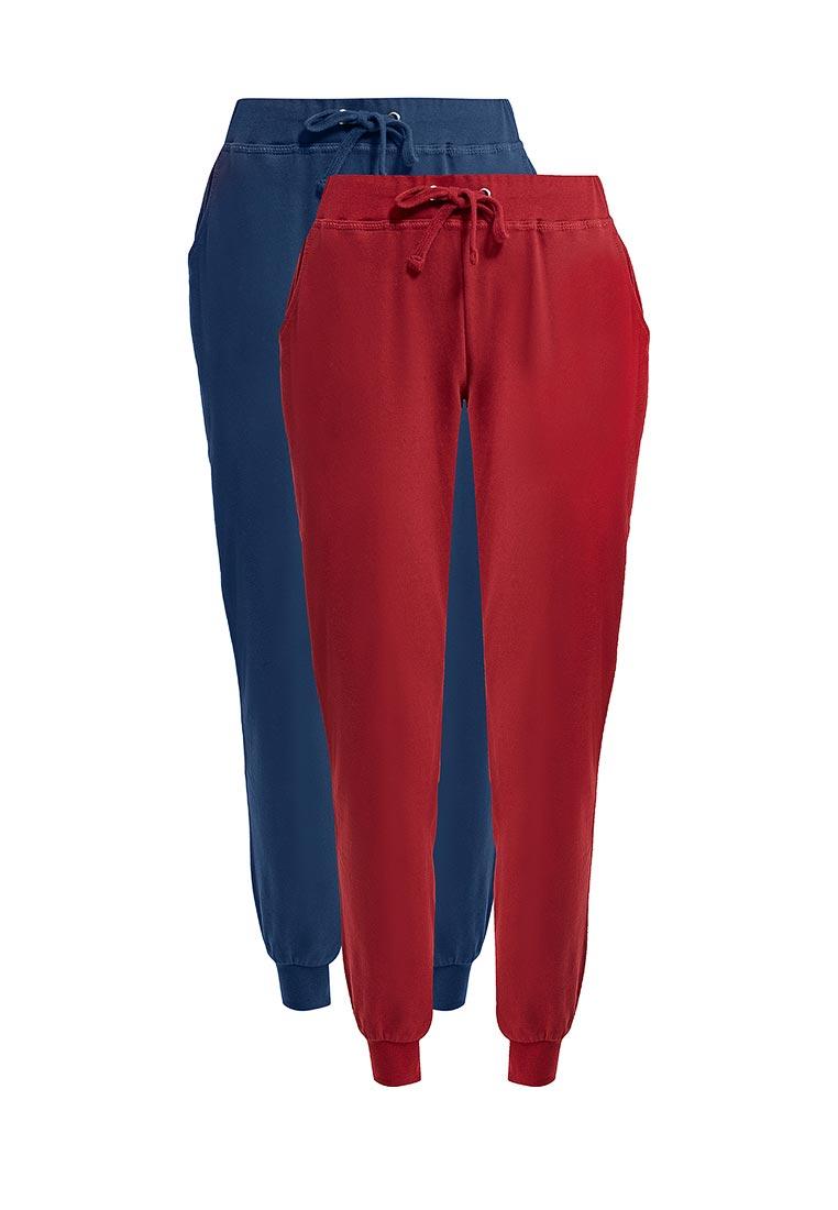 Женские спортивные брюки oodji (Оджи) 16701042T2/46919/19PLN