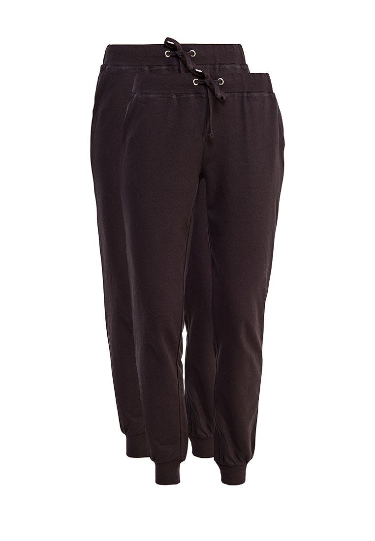 Женские спортивные брюки oodji (Оджи) 16701042T2/46919/2900N
