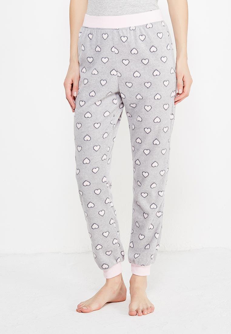 Женские домашние брюки oodji (Оджи) 59807026-2/24336/2040Q
