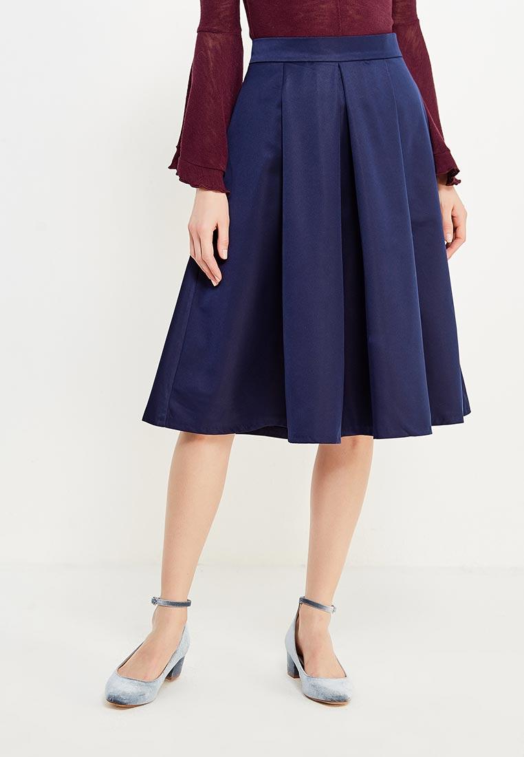 Широкая юбка oodji (Оджи) 21600306/47442/7900N