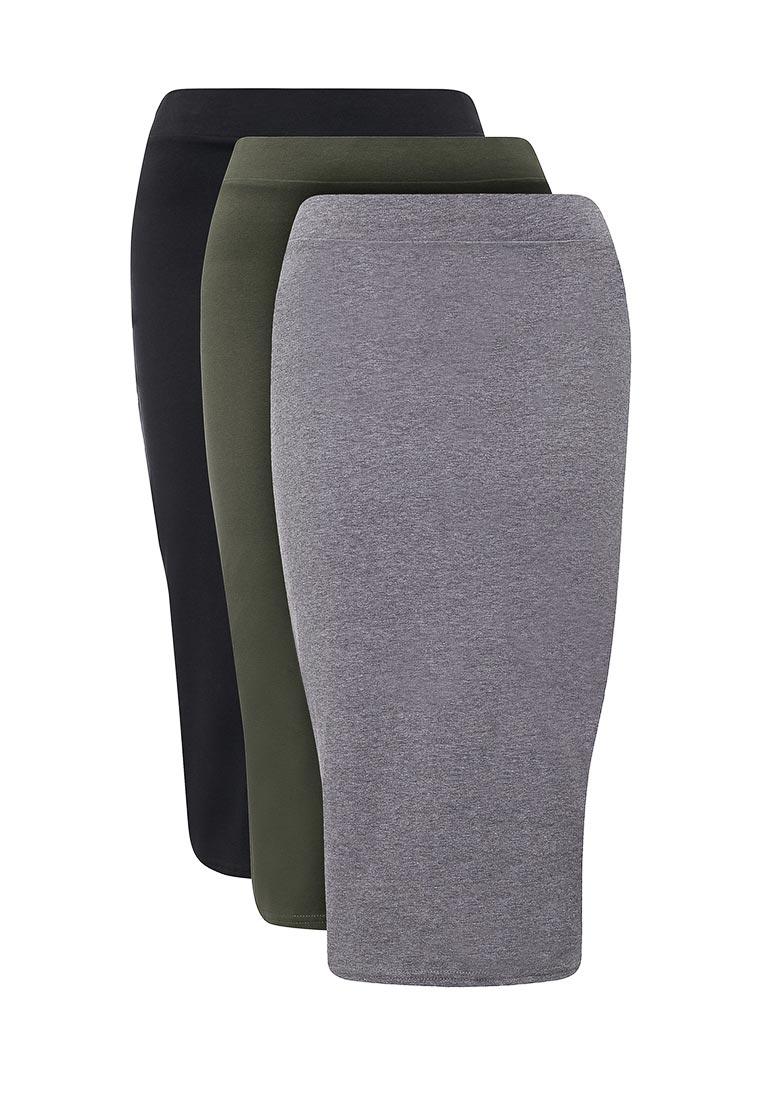 Узкая юбка oodji (Оджи) 14101099T3/47420/7988N