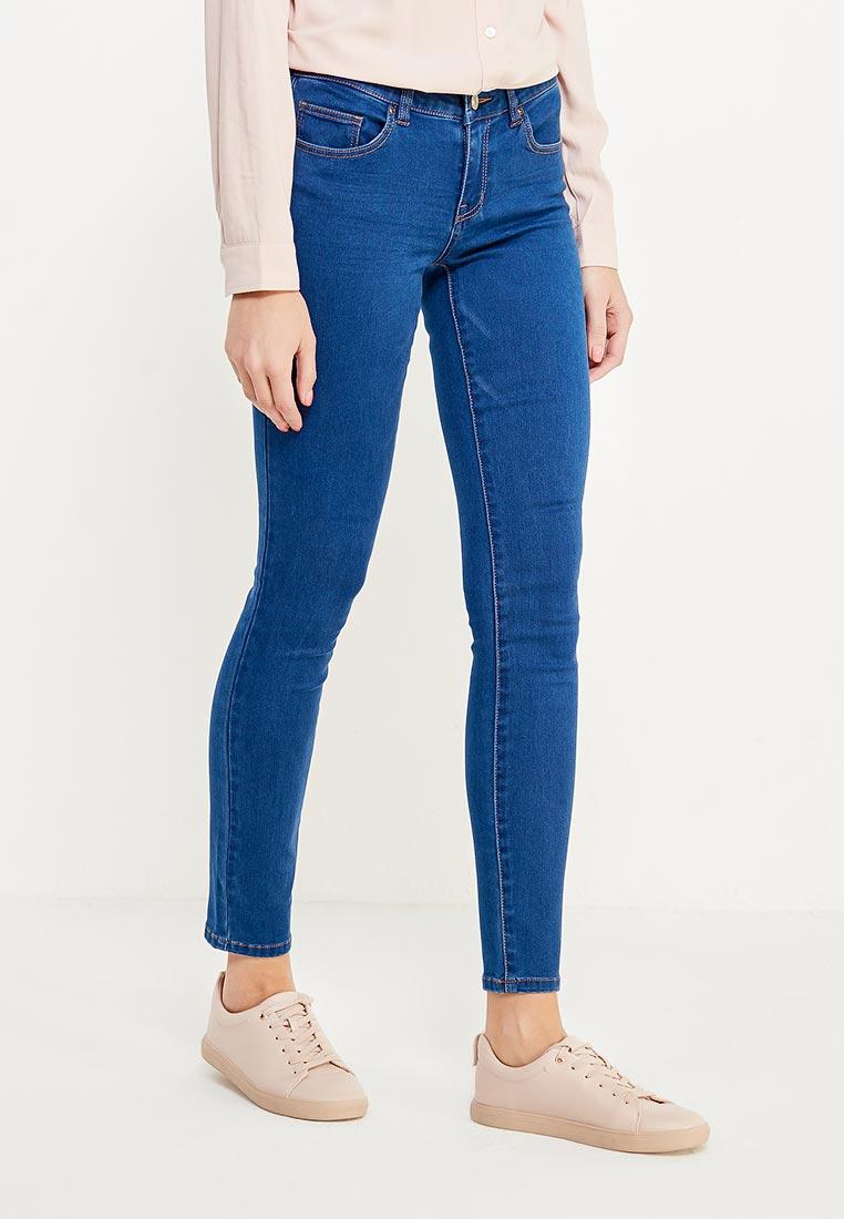 Зауженные джинсы oodji (Оджи) 12106145/45489/7500W