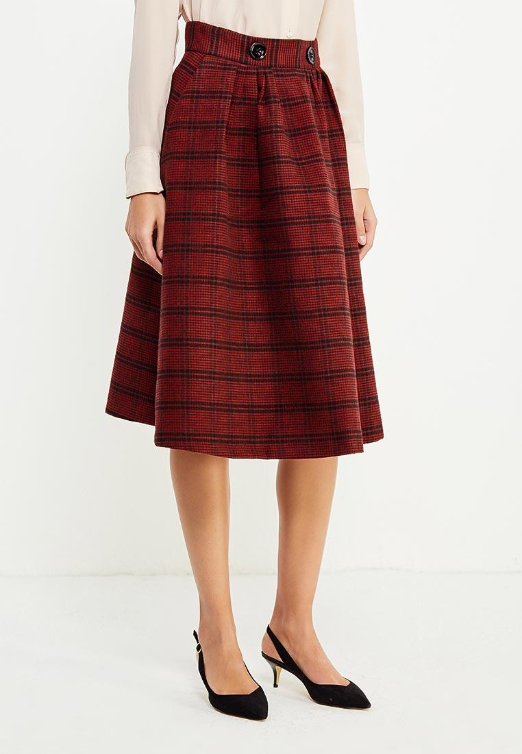 Широкая юбка oodji (Оджи) 11600433-1/47262/2945C