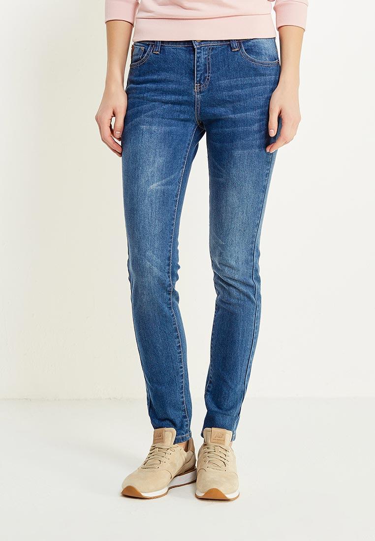 Зауженные джинсы oodji (Оджи) 12103161/46341/7500W