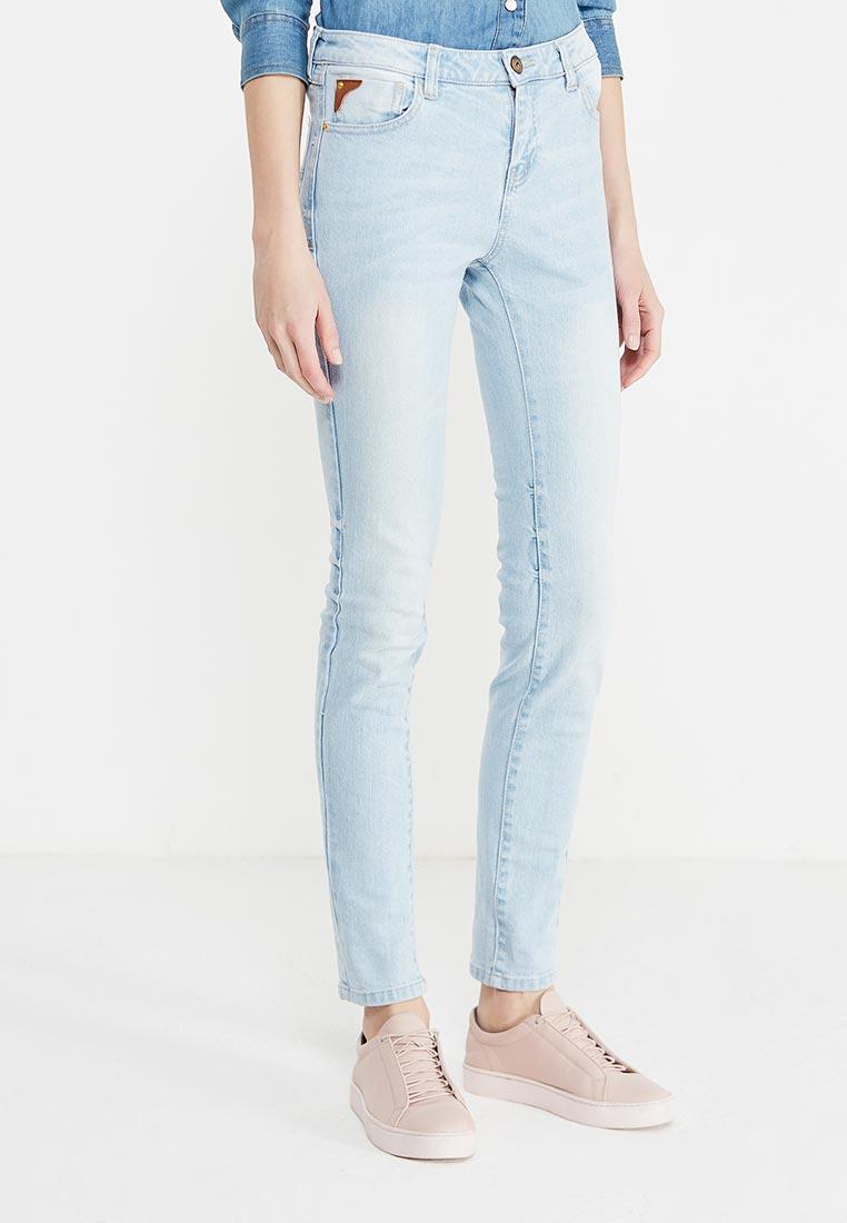 Женские зауженные брюки oodji (Оджи) 12103161/46341/7000W