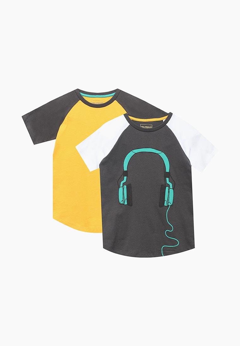 Футболка с коротким рукавом Outfit Kids 59T02BGRY