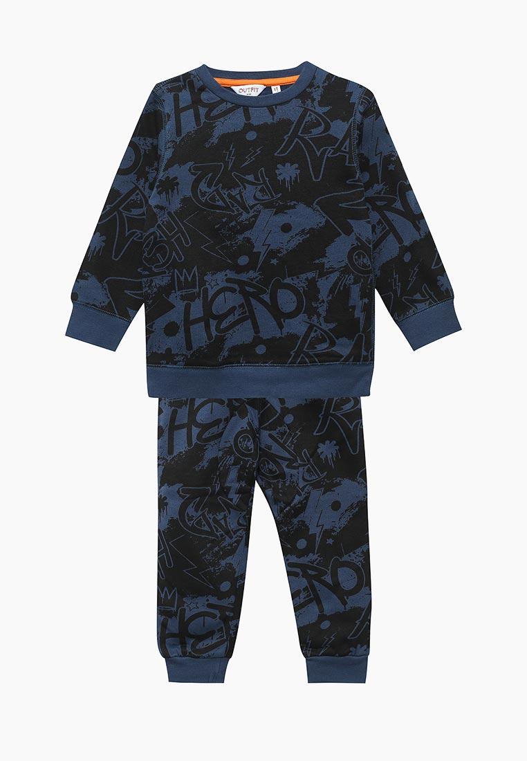 Спортивный костюм Outfit Kids 59W01BBLU