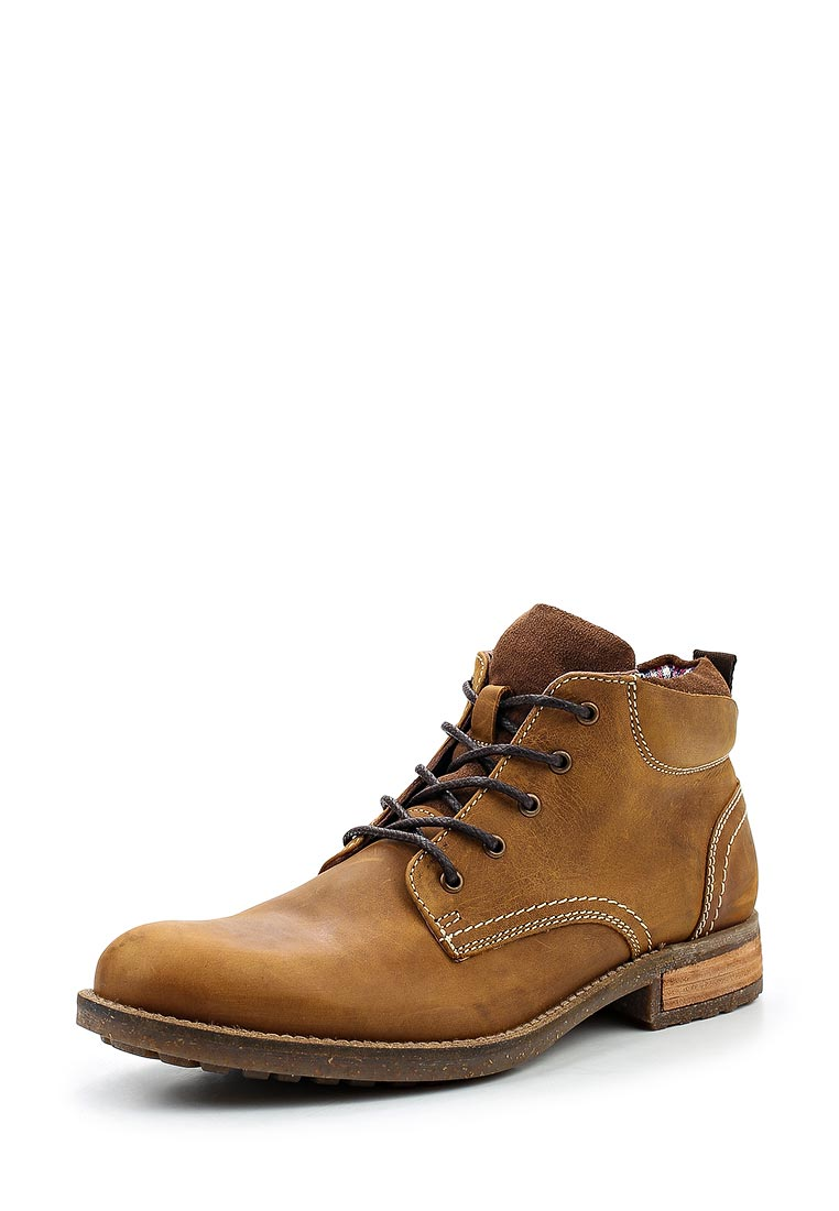 Мужские ботинки Paolo Vandini BRENDAN LACE BOOT