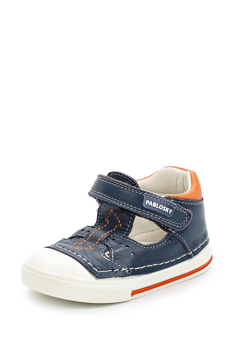Туфли для мальчиков Pablosky 22515