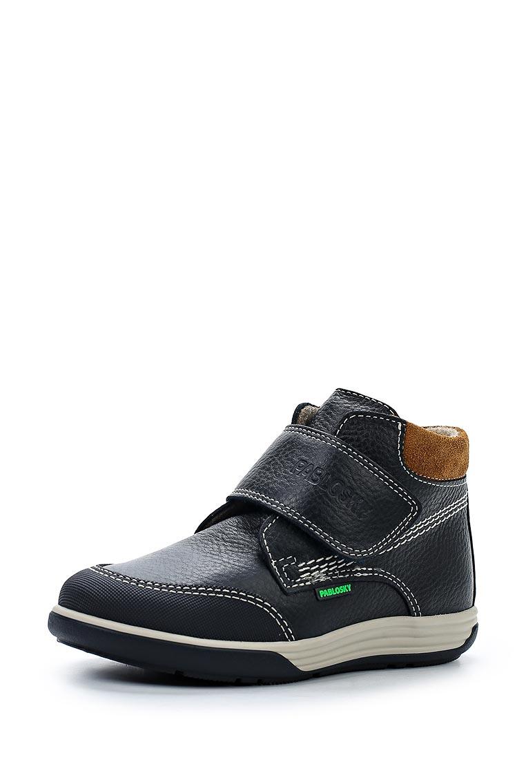 Ботинки для мальчиков Pablosky 582128
