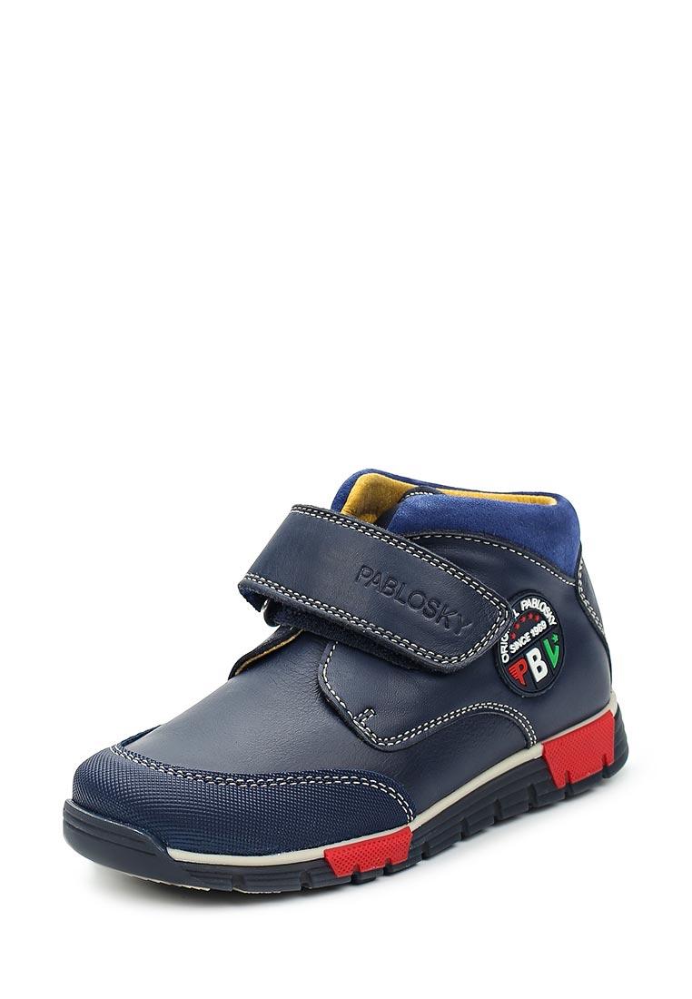 Ботинки для мальчиков Pablosky 17332