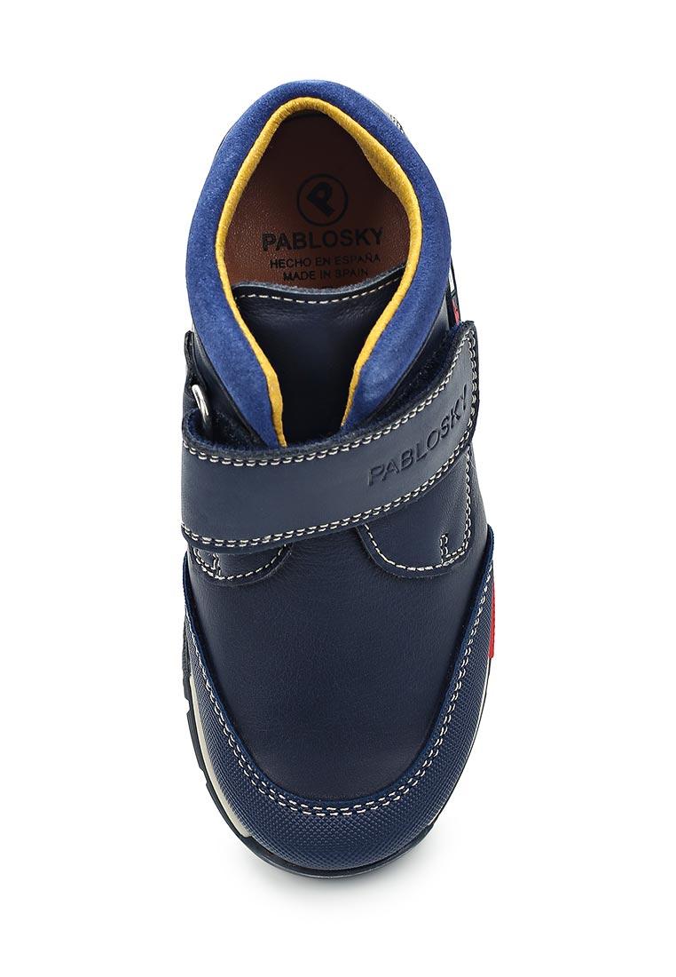 Ботинки для мальчиков Pablosky 17332: изображение 4