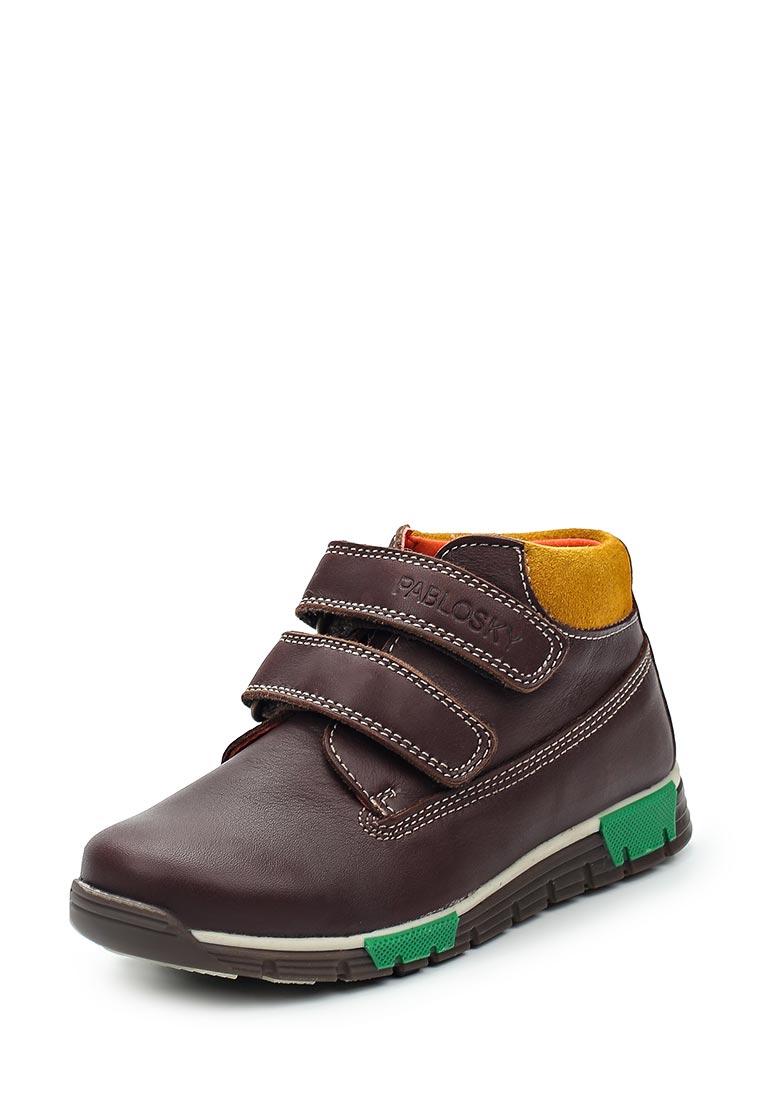 Ботинки для мальчиков Pablosky 17492